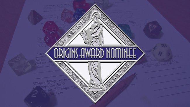 38th Annual Origins Awards