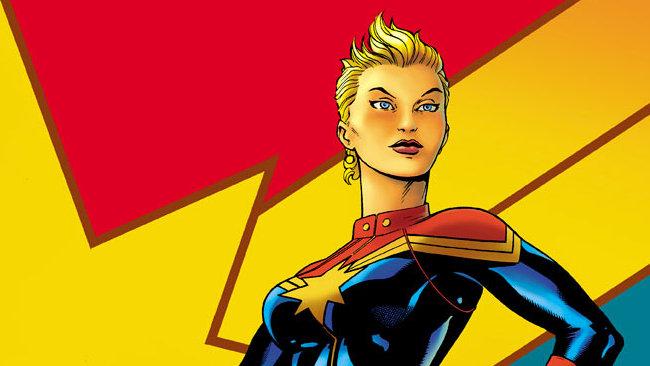 Captain Marvel - Carol Danvers