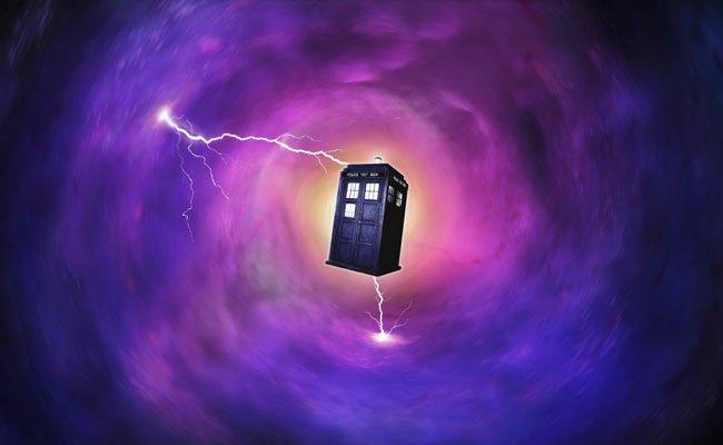 Doctor Who: La TARDIS en el Vórtex del Tiempo