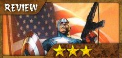 Review Ultimate Capitán América
