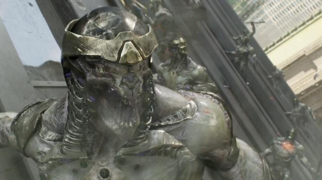 Los Ch'tauri contra Los Vengadores