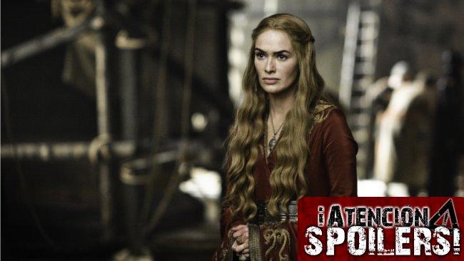 Juego de Tronos Cersei Temporada 2