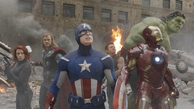 Los Vengadores, de Joss Whedon