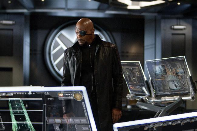 Los Vengadores - Nick Fury