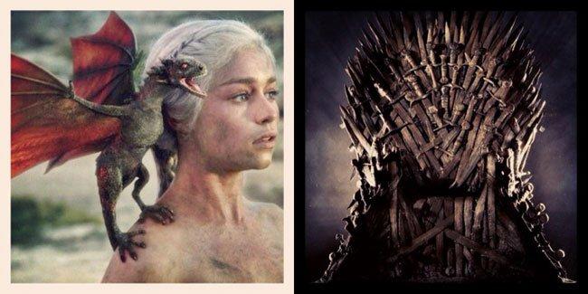 (Insta) Gram of Thrones