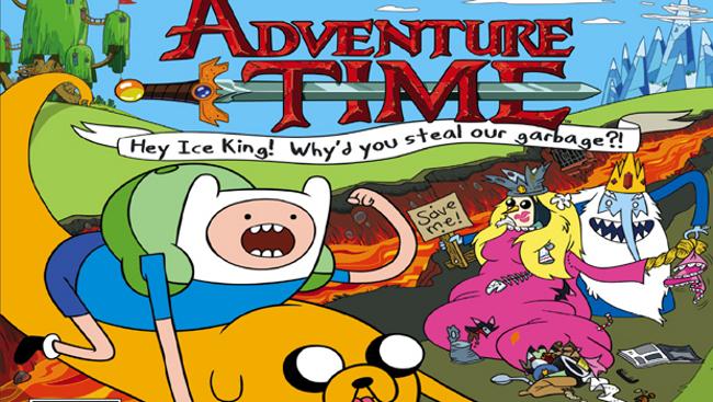 Hora de aventuras DS 3DS