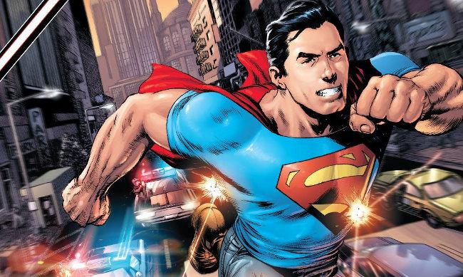 Action Comics, Morrison