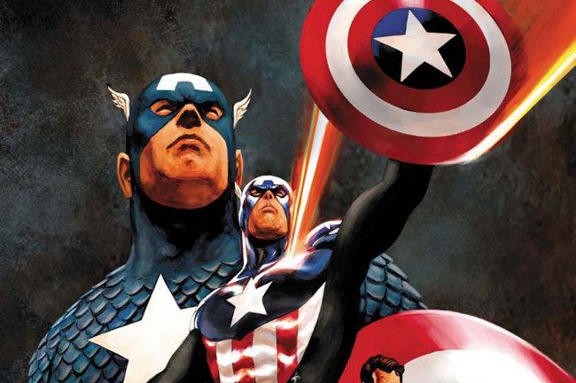 Capitán América 600