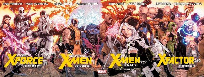 X-Men: Bando Lobezno