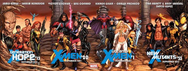 X-Men Bando Cíclope