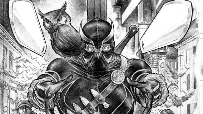 Talon Nightwing