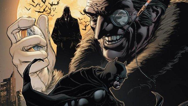 Detective Comics Layman y Fabok