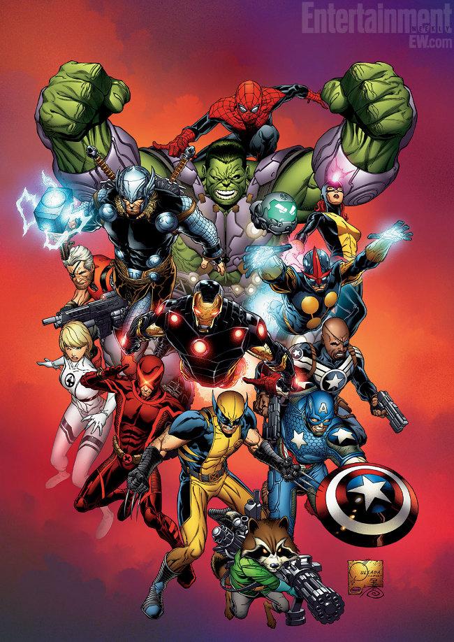 Marvel NOW! Quesada