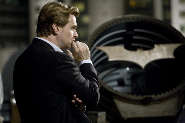 Christopher Nolan en Dark Knight