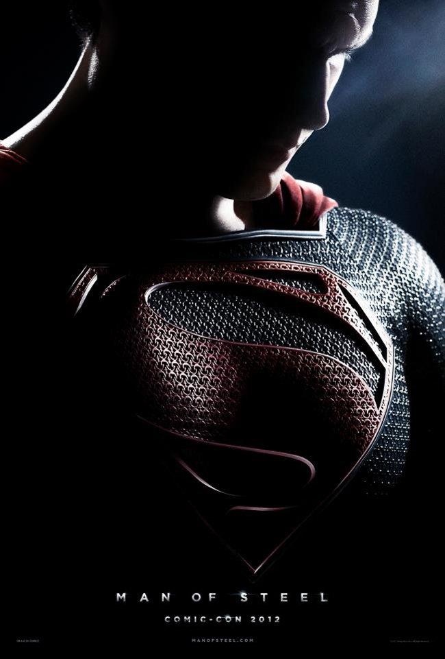 'Man of Steel' se presenta sobria y alejada del glamour superheroico con su nuevo teaser trailer