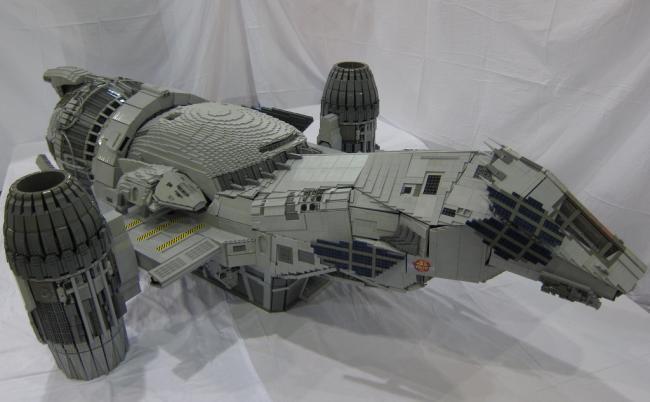 Serenity en Lego