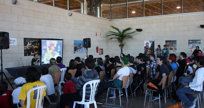 Charla Salón del Manga de Alicante
