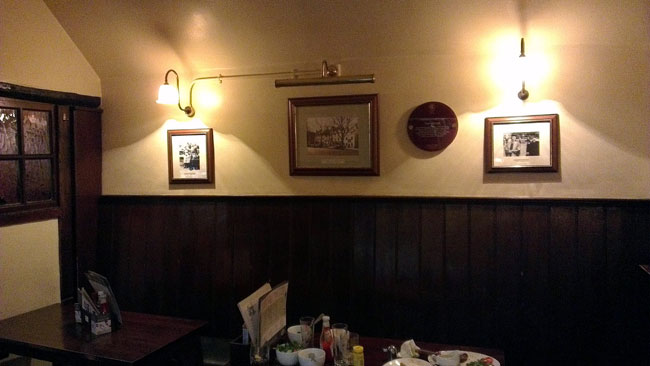 The Eagle and Child, Rabbit Room
