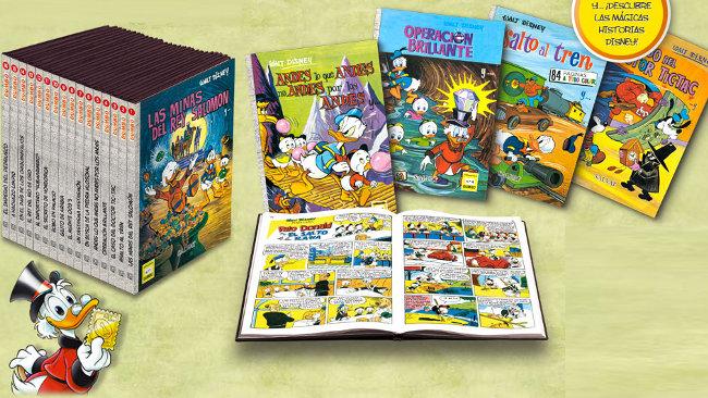 Coleccionable Inolvidables Disney