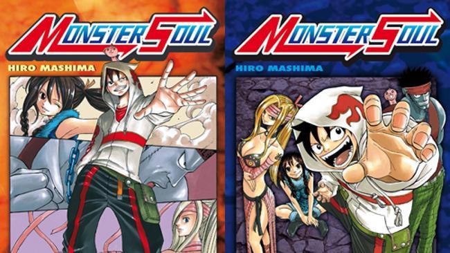 Monster Soul Norma editorial Hiro Mashima Salón dle Manga Barcelona 2012