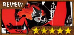 Review de Batwoman: Hidrología