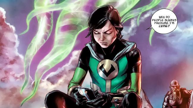Viaje al misterio. Loki
