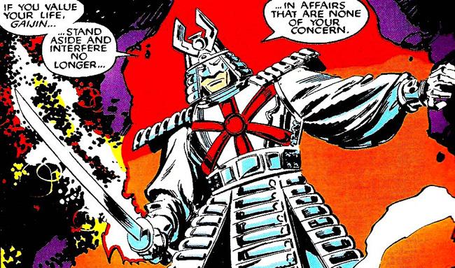 El Samurai de Plata será el villano de The Wolverine