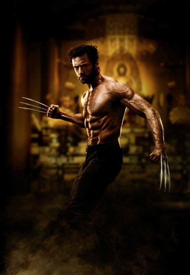 Ya tenemos la primera imagen oficial de 'The Wolverine'