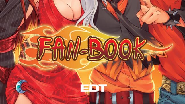 Fanbook Bakemono