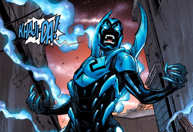 Blue Beetle New 52 DC