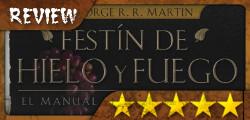 Review de Festín de hielo y fuego: cinco estrellitas postapocalípticas