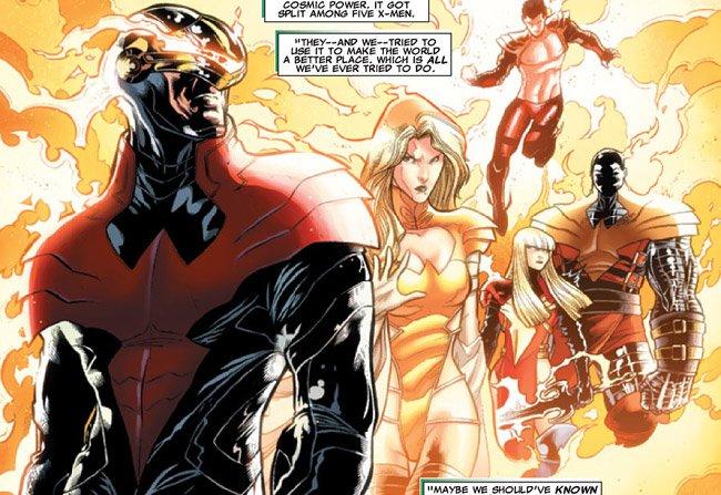 David Baldeón nos habla de 'X-Men Legacy' y su trabajo en Marvel