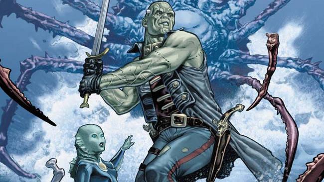 Frankenstein Agent of Shade