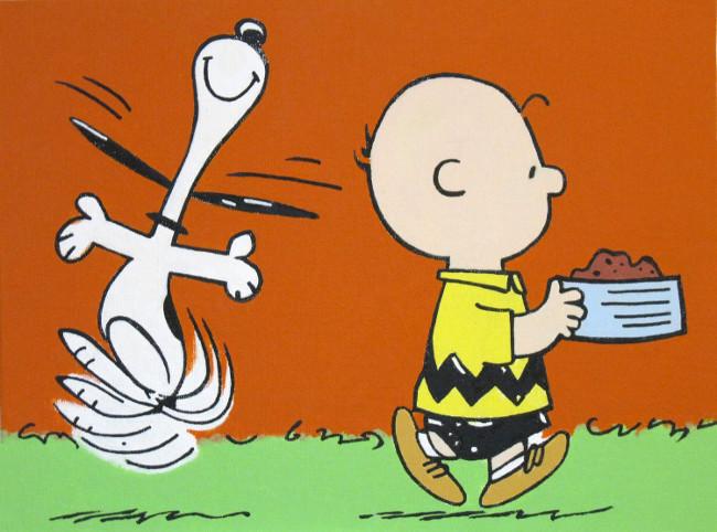 Snoopy Charlie Brown Peanuts