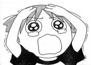Mi reacción al ver que no me firman ni mis tomos de 'Fairy Tail' ni los de 'Monster Hunter Orage' de mi hermano