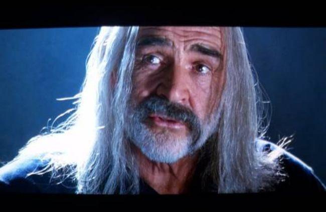 Sean Connery pudo ser Gandalf