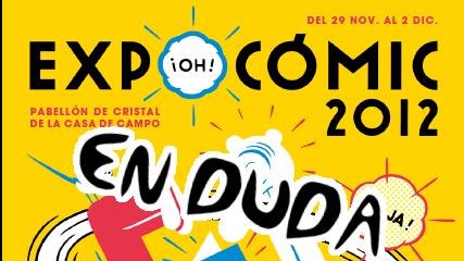 Expocomic 2012