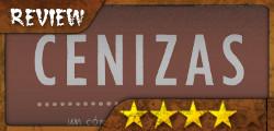 Review de Cenizas, de Álvaro Ortiz