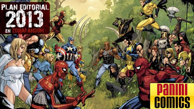 Panini 2013 - Marvel Deluxe