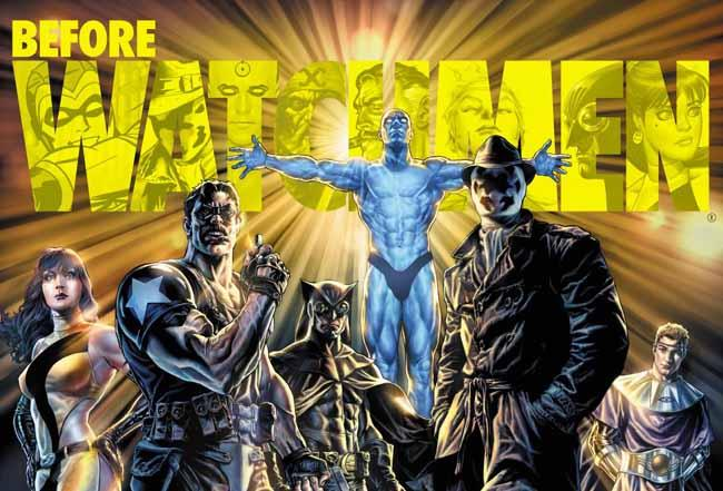 Antes de Watchmen Banner 1