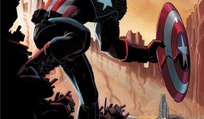 Capitan America Marvel Now