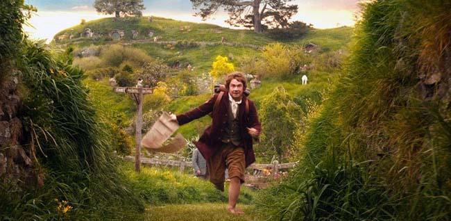 El hobbit: un viaje inesperado. Bilbo