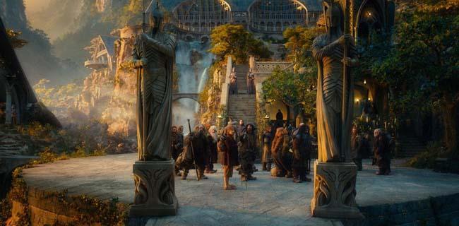 El hobbit: un viaje inesperado. Rivendel 2