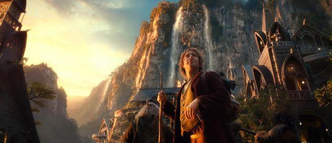 El hobbit: un viaje inesperado. Rivendel