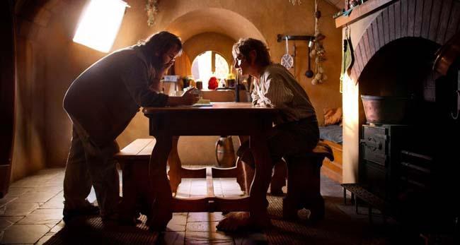El hobbit: un viaje inesperado. Rodaje 2