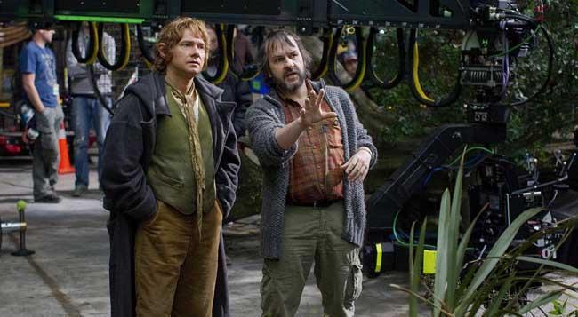 El hobbit: un viaje inesperado. Rodaje