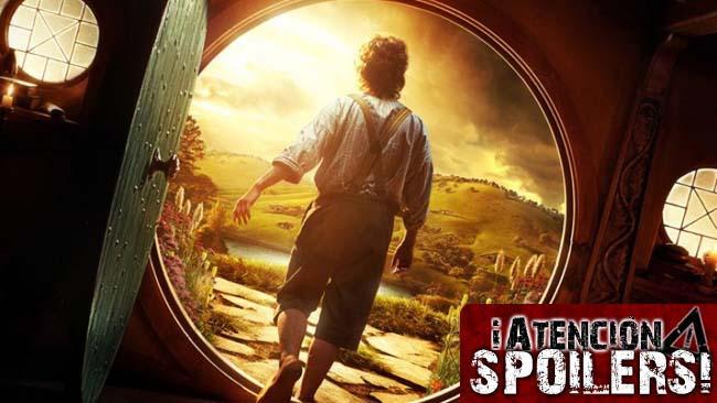El hobbit: un viaje inesperado portada
