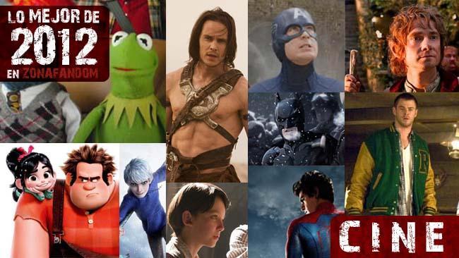 Lo mejor de 2012. Cine