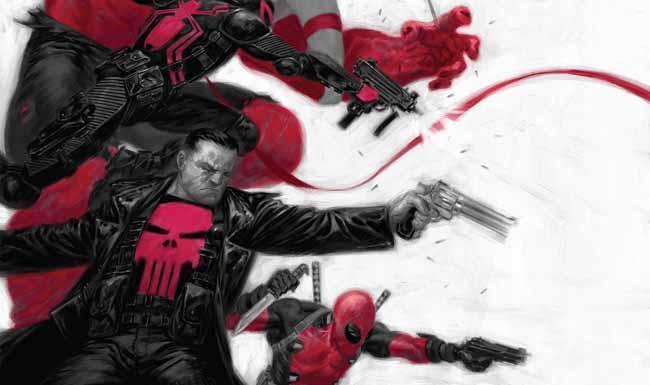 Marvel Now Thunderbolts