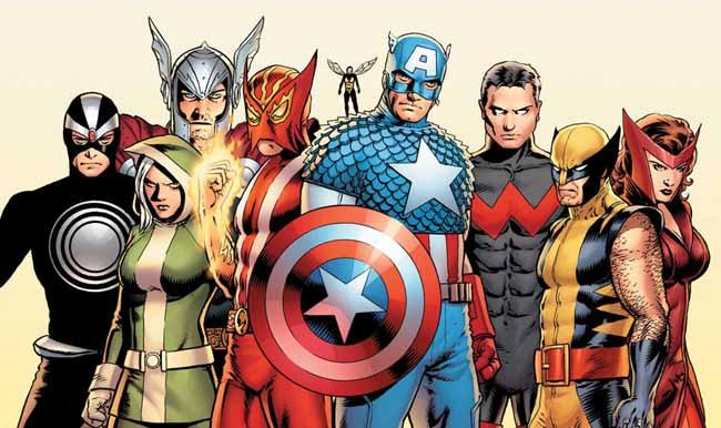 Marvel Now Uncanny Avengers